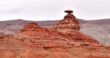 Mexican Hat Rock in Mexican Hat Utah 113