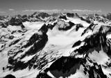 Dome Peak and Bonanza Peak in Cascade Mountains Washington 138