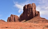 Camel Butte Monument Valley Navajo Tribal Park 563