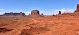 Monument Valley and 17 mile Loop  from John Fords Point Navajo Tribal Park 600