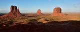 Late Afternoon Light at Monument Valley Tribal Park 826