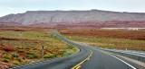 Block Fault of sedimentary rock Halchita Utah 099