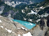 Jade Lake and No  Name Lake 408