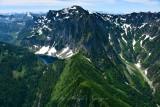 Mount Index with Lake Serene and Mount Persis  Washington 665