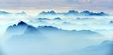 Central Cascade Mountains in Smoke 104