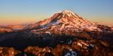 Golden Hour on Mount Rainier National Park Washington 042