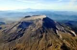 Mt St Helens and Mt Hood Washington 520