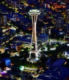Space Needle at Night 415