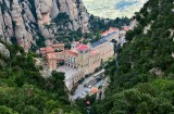 Abbey of Montserrat Montserrat Spain 457