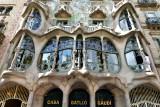 Casa Batllo Gaudi Barcelona Spain 269
