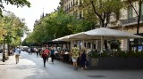 Quite part of La Rambla in Barcelona 343