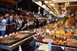 Shop in La Boqueria Barcelona Spain 436a