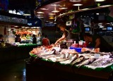 Fish Section in La Boqueria Barcelona 465