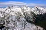 Lemah Mountain, Chimney Rock, Summit Chief Mountain, Chikamin Lake, Cascade Mountains Washington 439