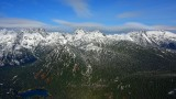 Lemah Mountain, Chimney Rock, Summit Chief Mountain, Bears Breast Mtn, Mt Hinman,  Cascade Mountains Washington 470