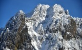 Jagged Peak in Cascade Mountains 221