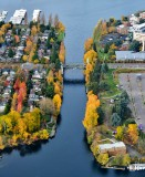 Montlake Cut, Montalke Bridge, Montalke Boulevard, UW Medical Center, Portage Bay, Seattle Washington 017