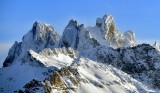 Overcoat Peak and Chimney Rock 214