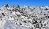 Chikamin Mt, Lemah Mt, Chimney Rock, Overcoat Peak, Summit Chief, Bear Breast Mt and Mt Himnan 365