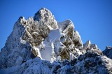 Overcoat Peak in Cascade Mountains Washington 300