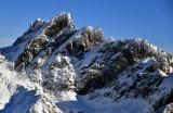 Chimney Rock in Cascade Mountains Washington 320