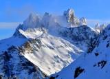 Overcoat Peak and Chimney Rock 208