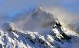 Summit Chief Mountain in Cascade Mountains Range Washington State 239