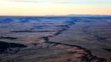 Sunrise over West Bijou Creek Byers Colorado 051