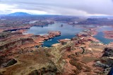 Gunsight Butte, Gunsight Bay, Alstrom Point, Cookie Jar Butte, Gooseneck Point, Lake Powell, Wild Horse Mesa, Rainbow Plateau, U