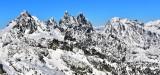 Chikamin Mt Lemah Mt Chimney Rock Overcoat Peak Summit Chief Bear Breast Mt and Mt Himnan 370