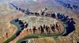 Bowknot Bend Spring Canyon Hell Roaring Canyon Green River Utah 510