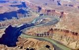 Fort Bottom, Labyrinth Canyon, Upheaval Bottom, Green River, Canyonlands National Park Utah 543
