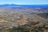 Dry Valley and La Sal Mountain Utah 712