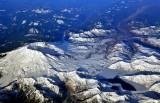 Mount St Helens, Spirit Lake, North and SouthToutle River,  National Volcanic Monument, Washington 242