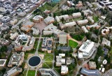 University of Washington, The Quad, Drumheller Fountain, Rainier Vista, Red Square, Seattle Washington 600
