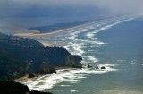 Cape Meares Cape Lookout State Park Netarts Spit and Bay Oregon 163a
