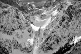 Cobin Creek Heather Ridge Sisi Ridge Mt Lyall Dark Peak North Cascades Mountain Washington 303
