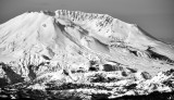 Mount St Helens Lava Dome and Crater National Volcanic Monument  Washington 129