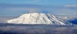 Mt St Helens National Volcanic Monument and Mt Rainier NP Washington 298