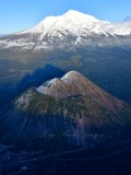 Mount Shasta and Black Butte Shasta California 684