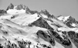 Summit Chief Mountain Overcoat Peak Chimney Rock Cascade Mountains Washington State 131
