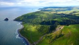 The Lost Coast, Sugarloaf Island, Cape Mendocino, Mattole Road, Ferndale California 262