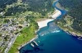 Stanford Inn Eco-Resort Big River Mendocino Bay Mendocino California 089