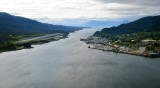Ketchikan, Tongass Narrows, Ketchikan International Airport, Alaska 069