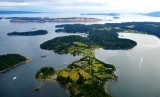 White Point, Roche Harbor Resort and Airport, Spieden Island, San Juan Island, Washington 119