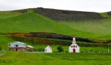 Church near Vik Iceland 296