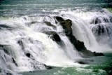 Lady of Gullfoss waterfall, Iceland 469