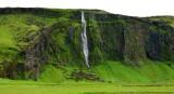 Drifandafoss waterfall, by Seljaland, Iceland 236