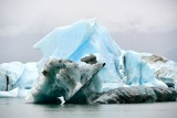 Icebergs in  Jökulsárlón glacial lagoon, Iceland 965