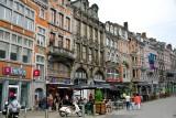 Restaurants along Marche Saint-Remy, Namur Belgium 033